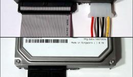 Интерфейсы жестких дисков