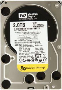 Лучшие жесткие диски объемом 2Тб